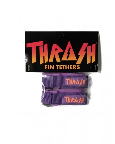 Sujeta aletas THRASH invento - Morado