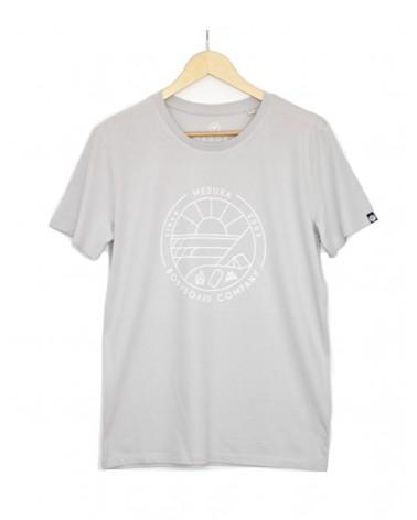 Camiseta MEDUXA Surfari - Gris
