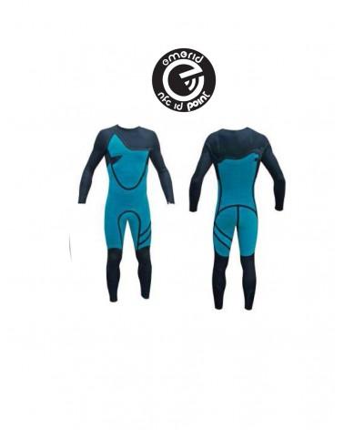 Neopreno SELAND wetsuit HT EMERID SYSTEM 4/3mm Quick Dry