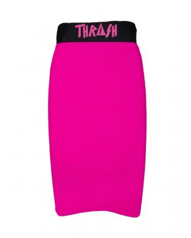 Funda THRASH bodyboard toalla / calcetin - Rosa Fluor