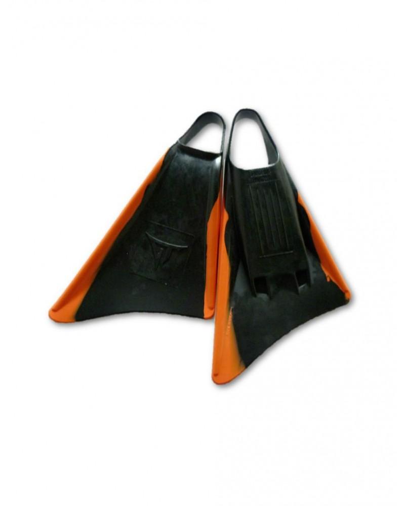 Aletas GT fins - Negro & Naranja