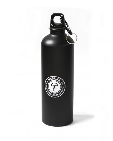Botella MEDUXA ECO aluminio - Negra
