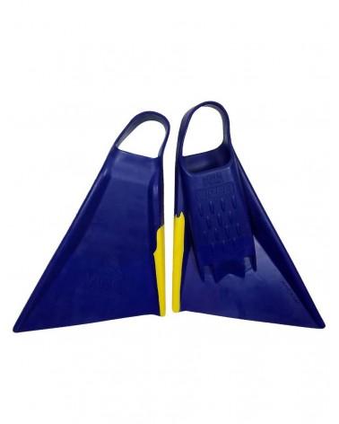 Aletas VIPER DELTA 2.0 - Azul & Amarillo