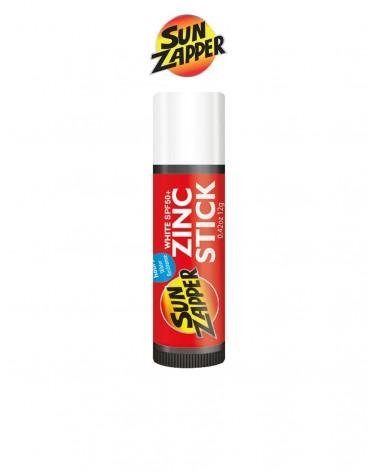 Protector solar stick SUN ZAPPER SPF 50+ Blanco