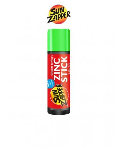 Protector solar stick SUN ZAPPER SPF 50+ Verde