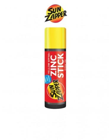 Protector solar stick SUN ZAPPER SPF 50+ Amarillo