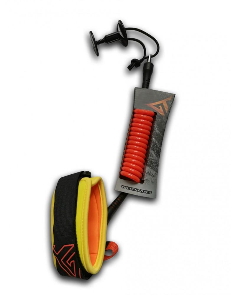Invento GT LEASH biceps - Naranja & Amarillo