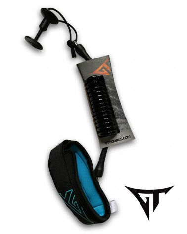 Invento GT LEASH biceps - Negro & Azul