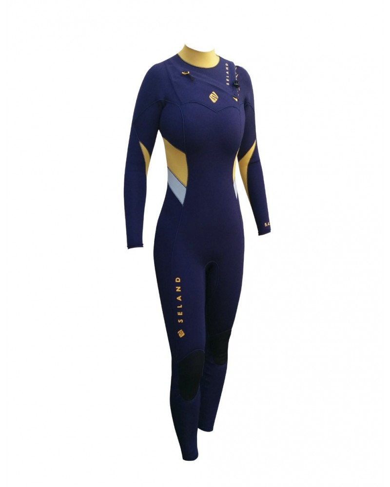 Neopreno chica SELAND wetsuit DUNA 5/4/3mm