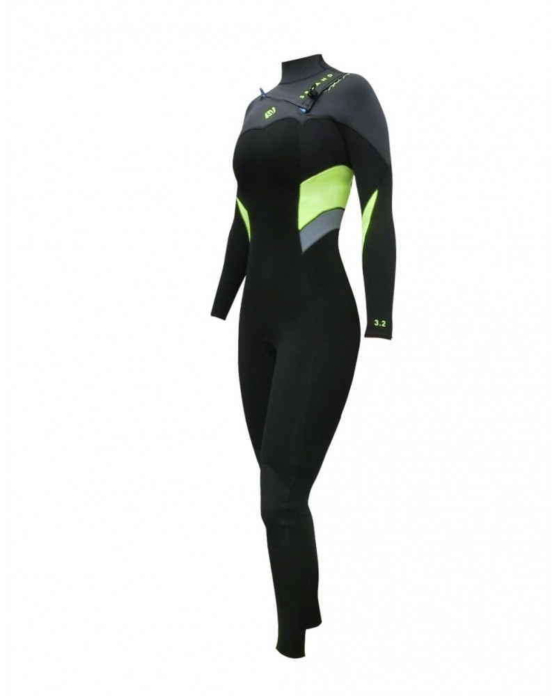 Neopreno chica SELAND wetsuit GALEA TECA 3/2mm