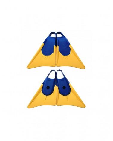 Aletas FOUND - Azul & Amarillo
