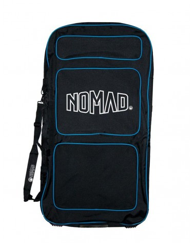 Funda bodyboard NOMAD Transit Cover -1/2 bodyboards - Roja