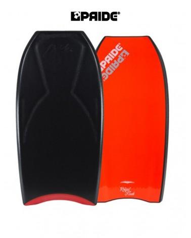 Bodyboard PRIDE Royal Flush NRG+ Single To Double Concave - Rojo