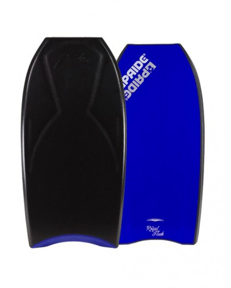 Bodyboard PRIDE Royal Flush NRG+ Single To Double Concave - Azul