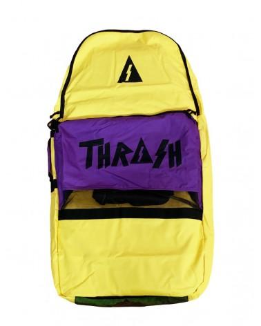 Funda bodyboard THRASH Retro Bag - Amarillo & Morado