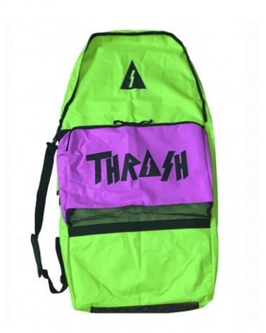Funda bodyboard THRASH Retro Bag - Verde & Morado