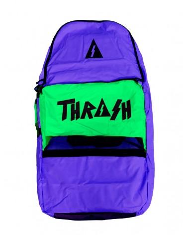 Funda bodyboard THRASH Retro Bag - Morado & Verde