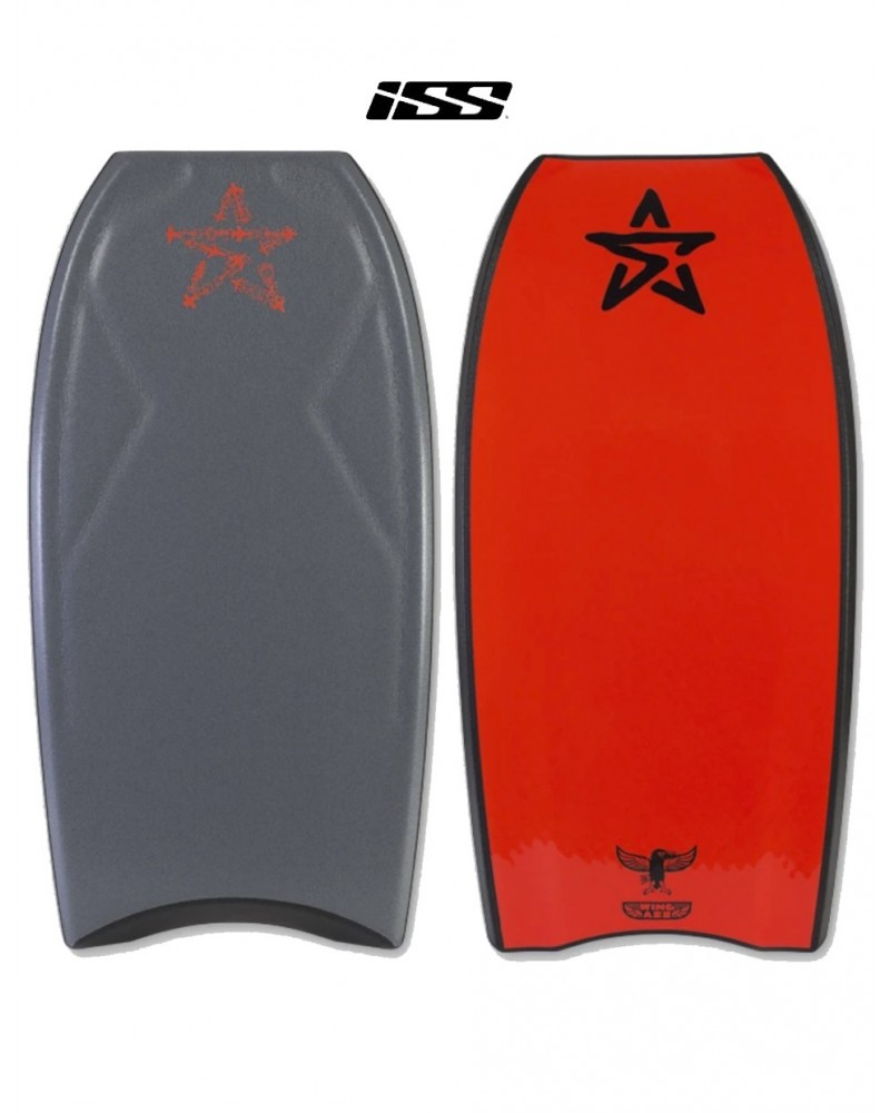 Bodyboard STEALTH Wingass Davis Blackwell Pro Model - Gris