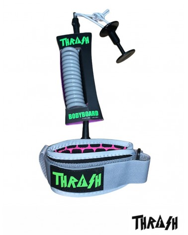 Invento THRASH V-Grip biceps - Gris