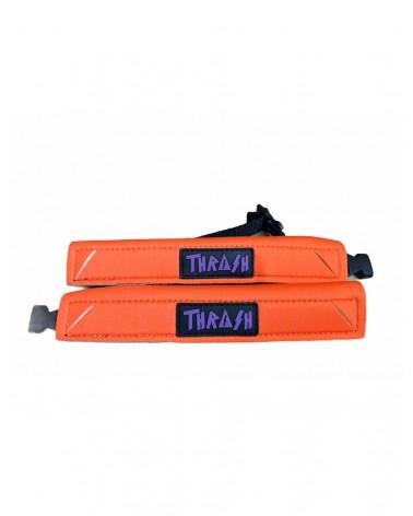 Sujeta aletas THRASH Deluxe - Naranja
