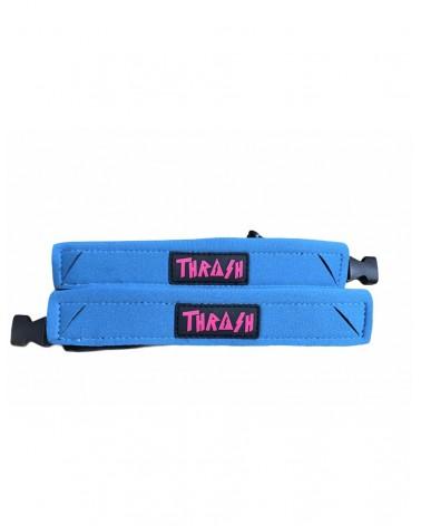 Sujeta aletas THRASH Deluxe - Azul