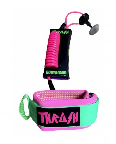 Invento THRASH biceps - Rosa & Verde