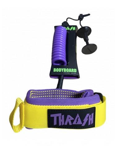 Invento THRASH biceps - Morado & Amarillo