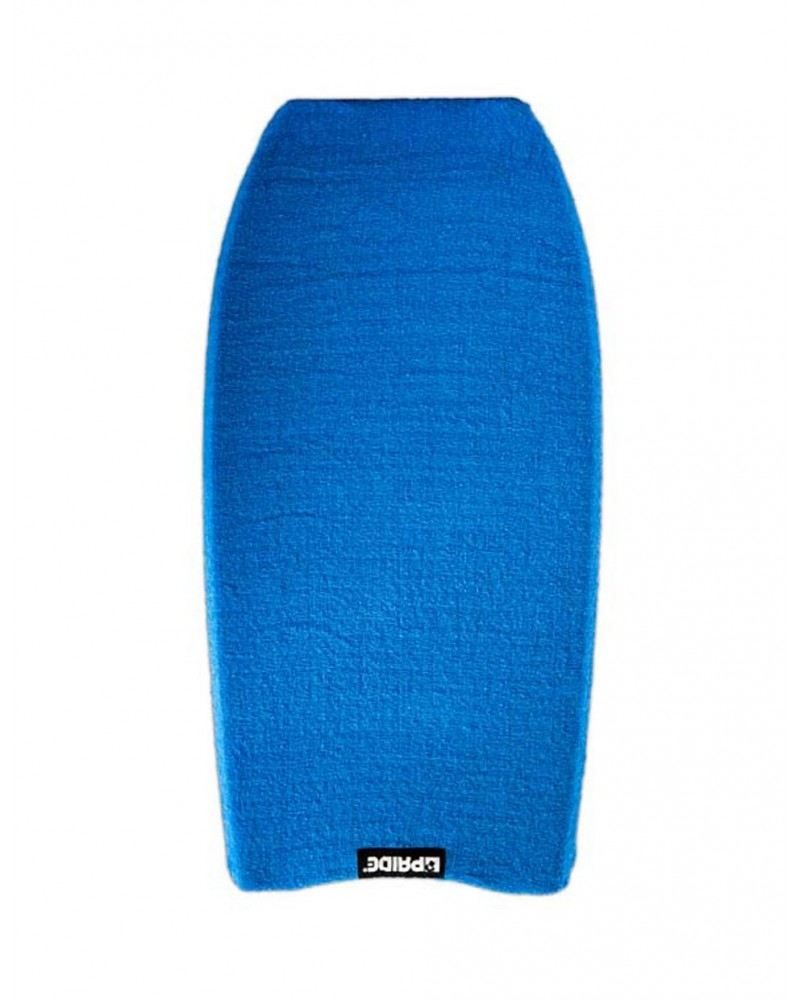 Funda PRIDE Stretch Cover bodyboard toalla / calcetín - Azul