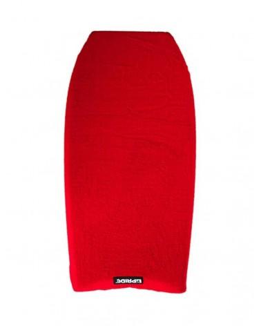 Funda PRIDE Stretch Cover bodyboard toalla / calcetín - Rojo