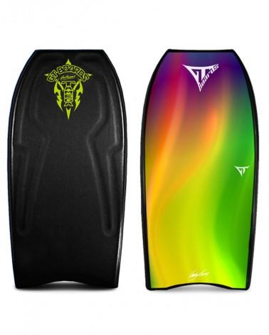 Bodyboard GT Boards MEGA-T D12 PP - Negro
