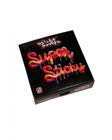 Parafina STICKY BUMPS Super Sticky Wax - WARM/TROPICAL - Temperatura agua mayor 20 grados