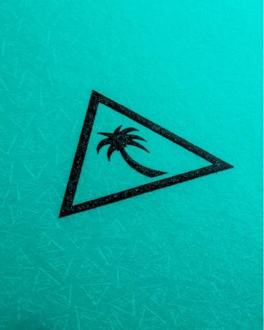 """Tabla softboard CATCH SURF 5´6"""" Heritage Retro Fish - Twin Fin - Verde"""
