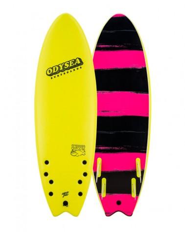 """Tabla softboard CATCH SURF 6´0"""" Odysea Skipper - Quad"""