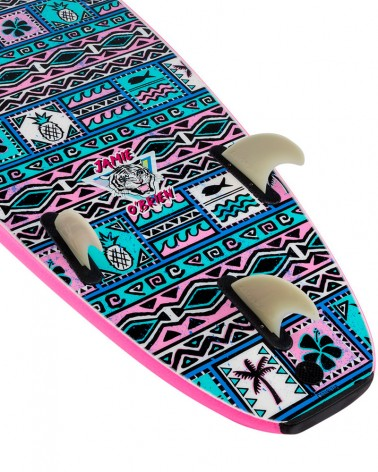 """Tabla softboard CATCH SURF 7´0"""" Log x Jamie O'Brien - Tri Fin - Rosa"""