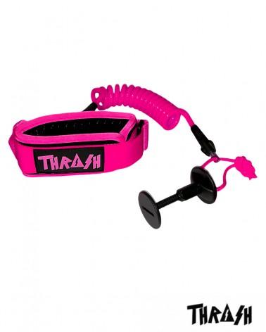 Invento THRASH V-Grip biceps - Rosa Fluor