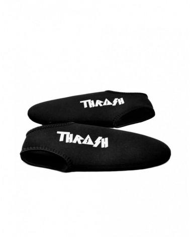 Escarpines cortos THRASH - Negro & Blanco