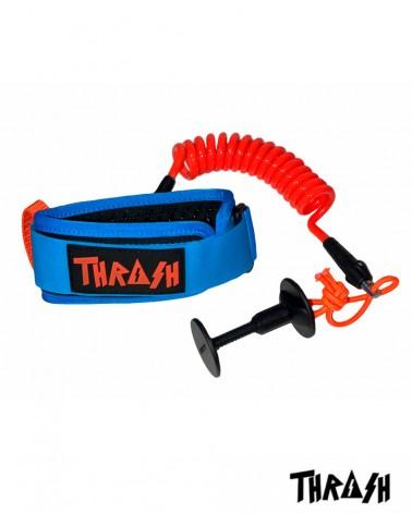 Invento THRASH V-Grip biceps - Naranja & Azul