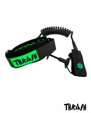 Invento THRASH X6 Hive Grip biceps Ergo Leash salva cantos- Verde
