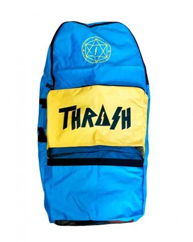 Funda bodyboard THRASH Retro Bag - Azul & Amarillo