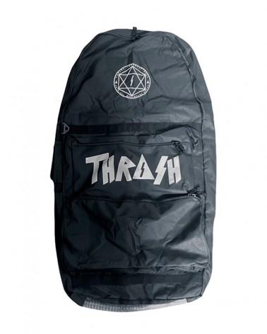 Funda bodyboard THRASH Travel Bag - Negro & Blanco