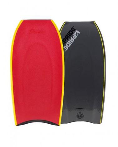 Bodyboard PRIDE The Guru Radial Flex PP SDC Lewy Finnegan Pro Model