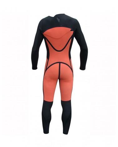 Neopreno SELAND wetsuit NOJA 4/3mm - Rojo