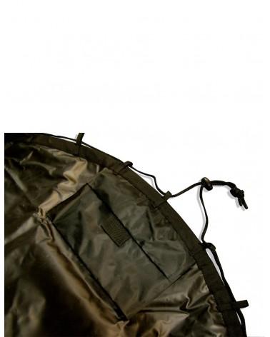 Cambiador / Saco porta-trajes SELAND - Negro